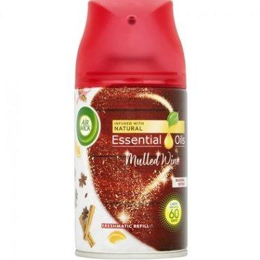 Airwick Freshmatic Max Essential Oils Mulled Wine Navul 250 ml