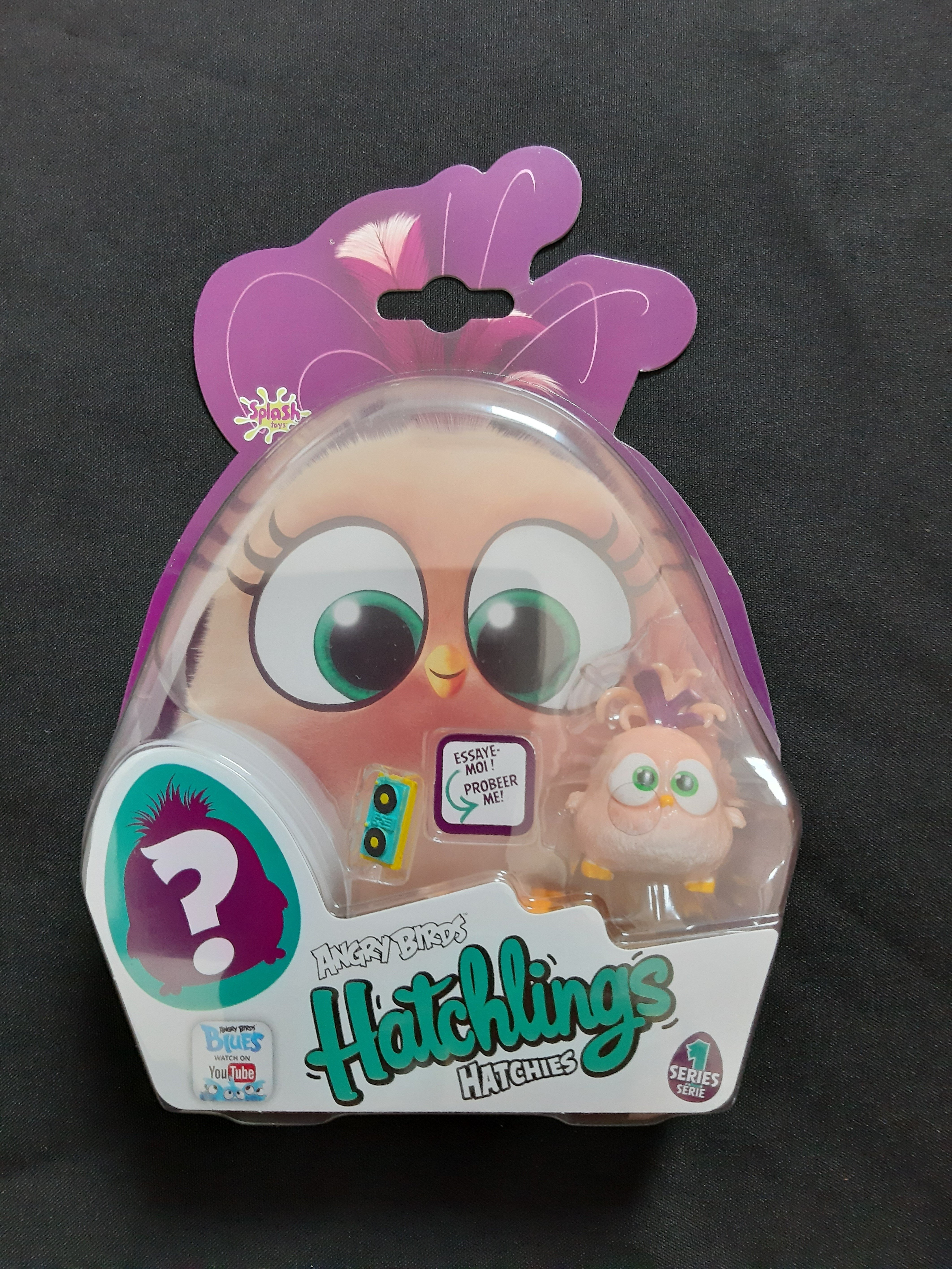 Angry Birds Hatchlings Hatchies