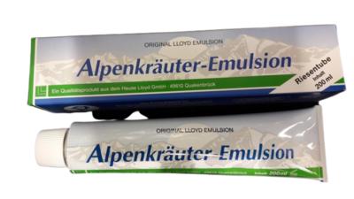 Lloyd Alpenkrauter Emulsion 200 ml (Alpenkruiden balsem/balsam)