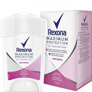 Rexona Maximum Protection Confidence Anti-Transpirant Creme Stick