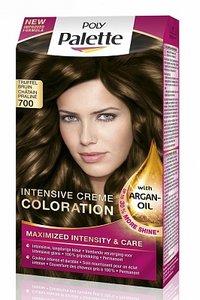 Schwarzkopf Poly Palette 700 Truffel Bruin Permanente Haarverf