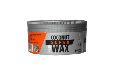 Black & Red Coconut Super Haar Wax 150ml