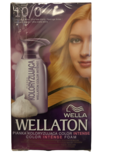 Wella Wellaton Color Mousse 10/0 Ultra Blond