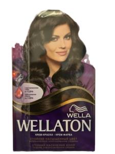 Wella Wellaton Haarverf 2/0 Zwart