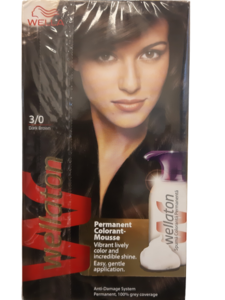 Wella Wellaton Color Mousse 3/0 Donker Bruin
