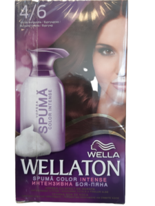 Wella Wellaton Color Mousse 4/6 Paars