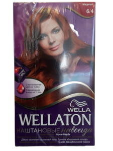 Wella Wellaton Color Mousse 6/4 Glamoureus Koper