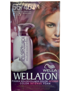 Wella Wellaton Color Mousse 66/46 Wilde Kers