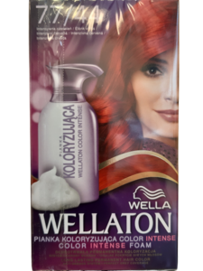 Wella Wellaton Color Mousse 77/44 Intense Rood
