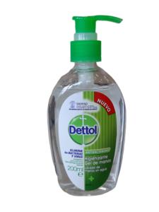 Dettol Handgel Pomp (Desinfecterende handgel) 200 ml (Coronavirus)