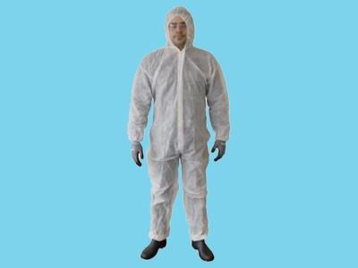 M-SAFE Polypropyleen Wegwerp Overall Maat XL