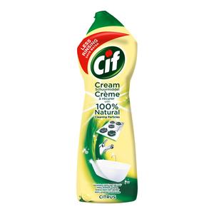 Cif Cream Schuurmiddel Citrus 500 ml