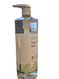Daily Organic Handzeep met Pomp 1000 ml (biologisch)