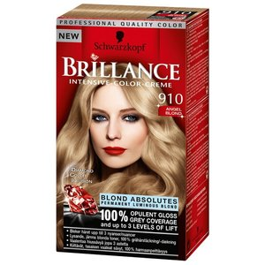Schwarzkopf Brillance Intensiv Color Creme 911 Hemels Blond