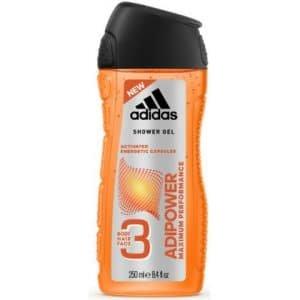 Adidas Douchegel Adipower 3 in 1 250ml