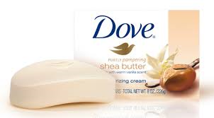 Dove Beauty Cream Bar Purely Pampering Shea Butter 100 gr