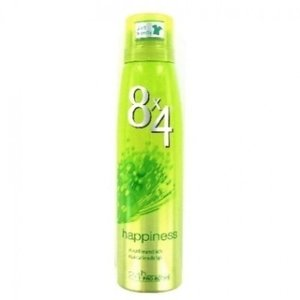 8x4 Deodorant Spray Happiness 150ml