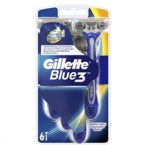Gillette Blue3 (6st.)