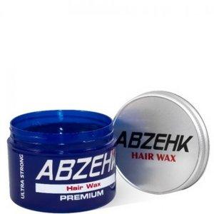 Abzehk Haarwax Blauw Ultra Strong 150 ml.