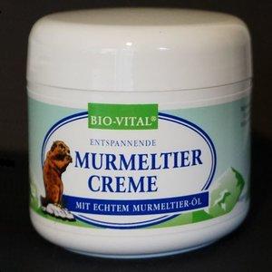 Marmotten Creme (Murmeltier Creme) 250ml Bio-Vital