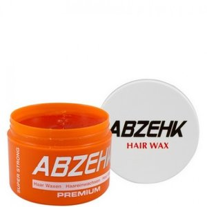 Abzehk Haarwax Oranje Super Strong 150 ml