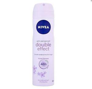 Nivea Double Effect Violet Senses Deospray 150 ml