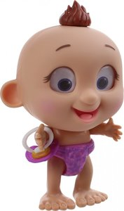 Tiny Tots Babypop Beige/paars Splash Toys