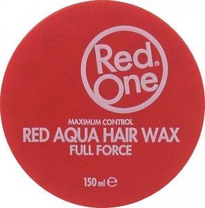 RedOne Haarwax Red Aqua Hair Wax Full Force 150ml