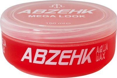 Abzehk Haarwax Mega Look 150 ml.