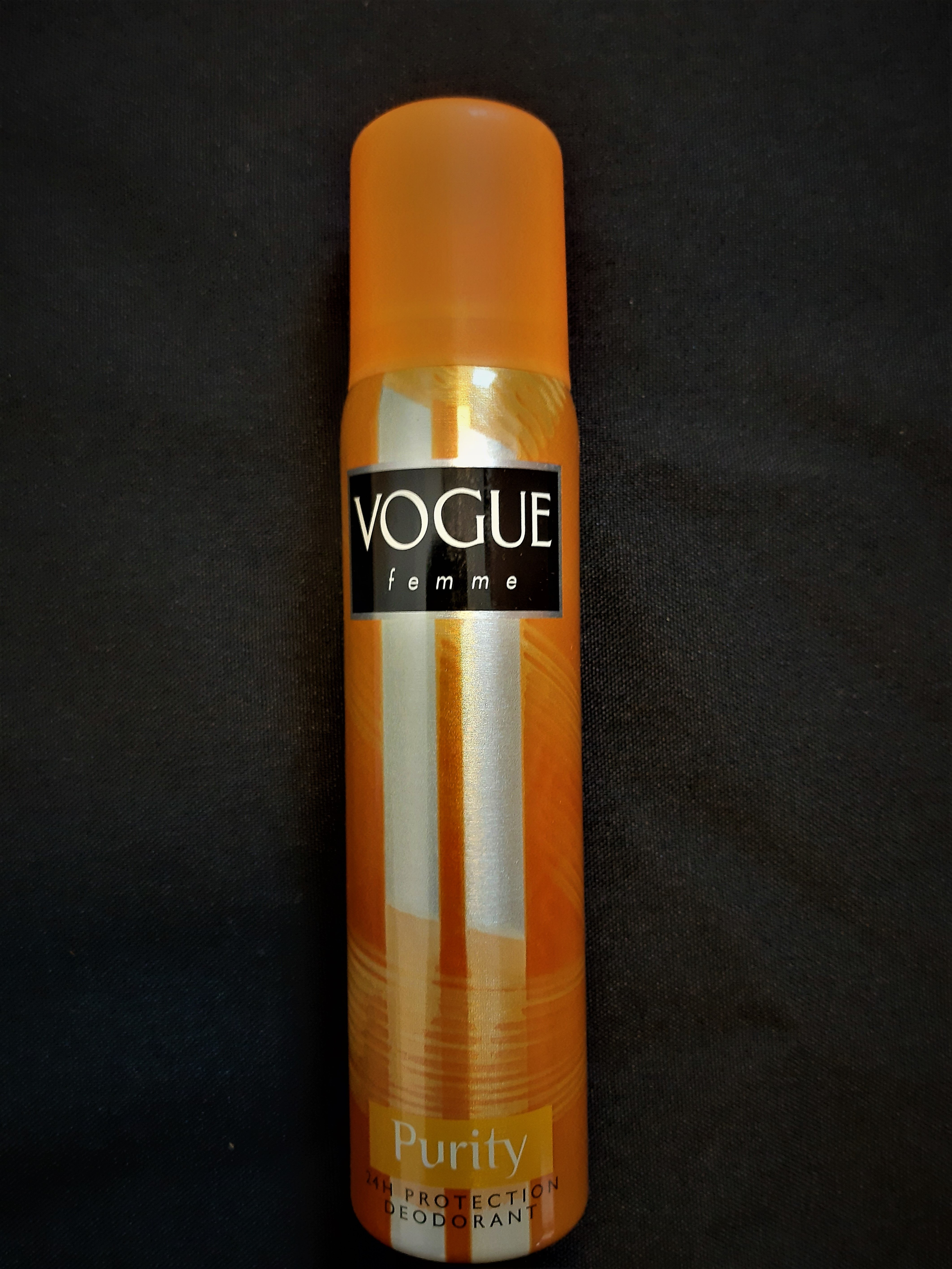 Vogue Women Purity Deospray 100 ml
