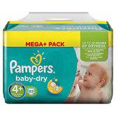 Pampers-Baby-Dry-Luiers-maat-4+-Maxi-Plus-Mega-Pack-92-stuks
